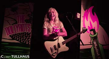 Kelly Ogden The Dollyrots