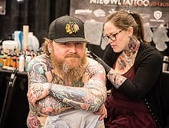 St. Louis tattooing